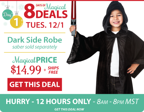 Holiday Costume Gift Sale for Boys and Girls at Little Dress Up Shop