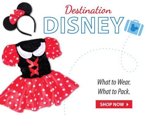 Save on your Disney Trip at Little Dress Up Shop