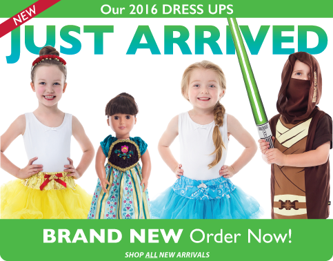 Dress Ups for Boys and Girls at Little Dress Up Shop
