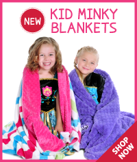 Shop New Minky Blankets