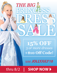 Shop The Big Princess Dress Sale