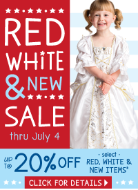 Shop our July 4th Sale