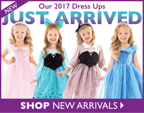 New 2017 Costumes at Little Dress Up Shop