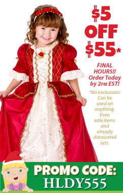 2014 LittleDressUpShop Limited Time Discount Code