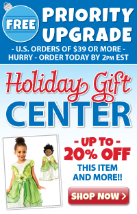Holiday Specials at LittleDressUpShop.com