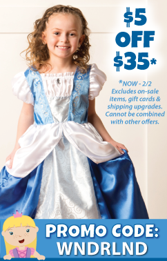 2015 LittleDressUpShop Limited Time Discount Code