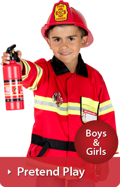 Boys Pretend Play Dress Up Costumes