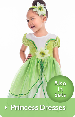 Princess Dresses and Costumes
