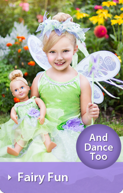Fairy Dress Up Costumes