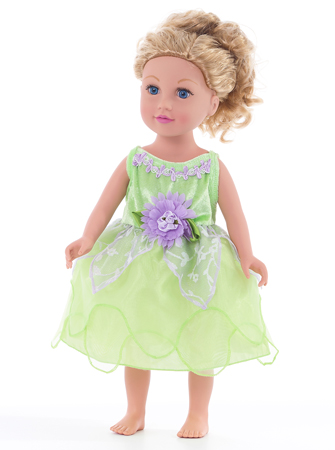 Tinkerbell Doll Costume