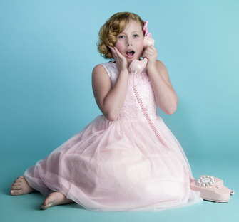 LIVE Princess Birthday Phone Calls or a Just Because Call