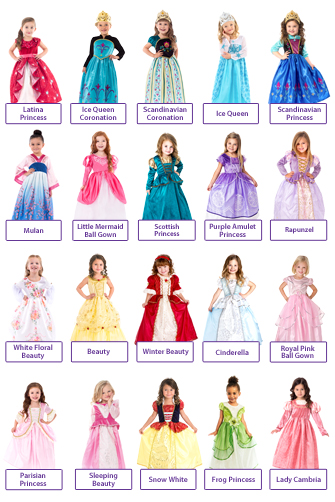 Princess Collection Starter Set