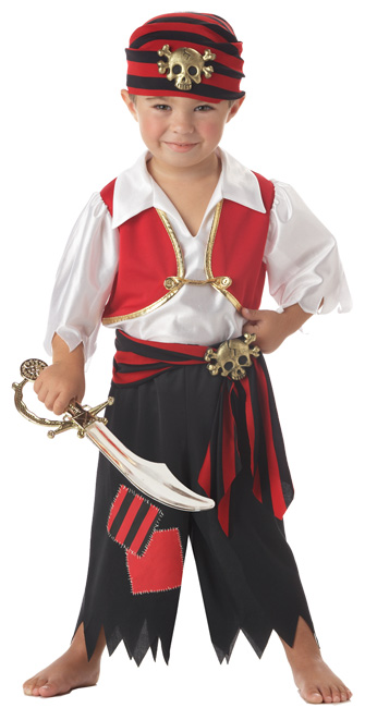 Ahoy Matey Pirate Costume
