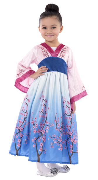 Mulan Replica Dress