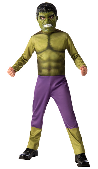 Hulk Costume with Mask