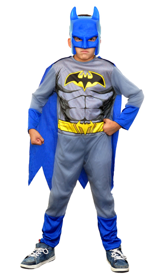 DISCONTINUED Batman Unlimited Costume with Mask