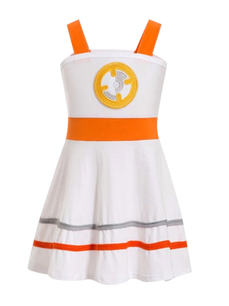 BB-8 Inspired Tank Dress