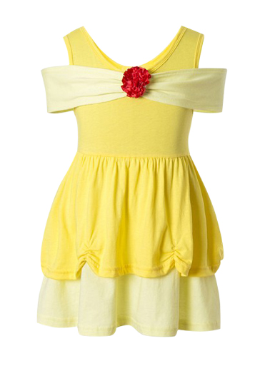 Princess Belle Tank Dress