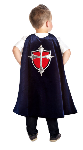 Boys Mighty Prince Cape