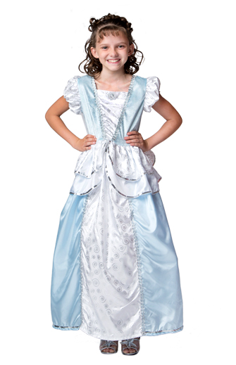 Cinderella Dress Up Costume | Child's Cinderella Dress