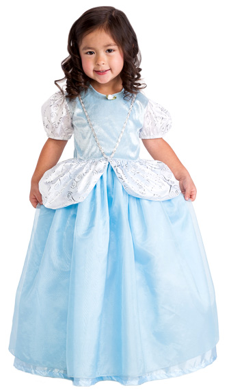 DELUXE Cinderella Dress Up Costume | Purchase Princess ...