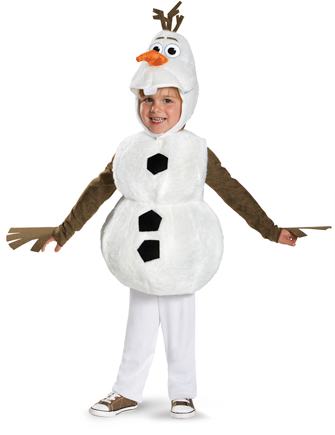 Frozen's Very Own Deluxe Olaf