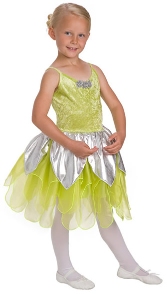 DISCONTINUED DELUXE Tinkerbell Fairy Dress Up Costume  sc 1 st  Little Dress Up Shop & DELUXE Tinkerbell Fairy Dress Up Costume | Girls Tinkerbelle Dress