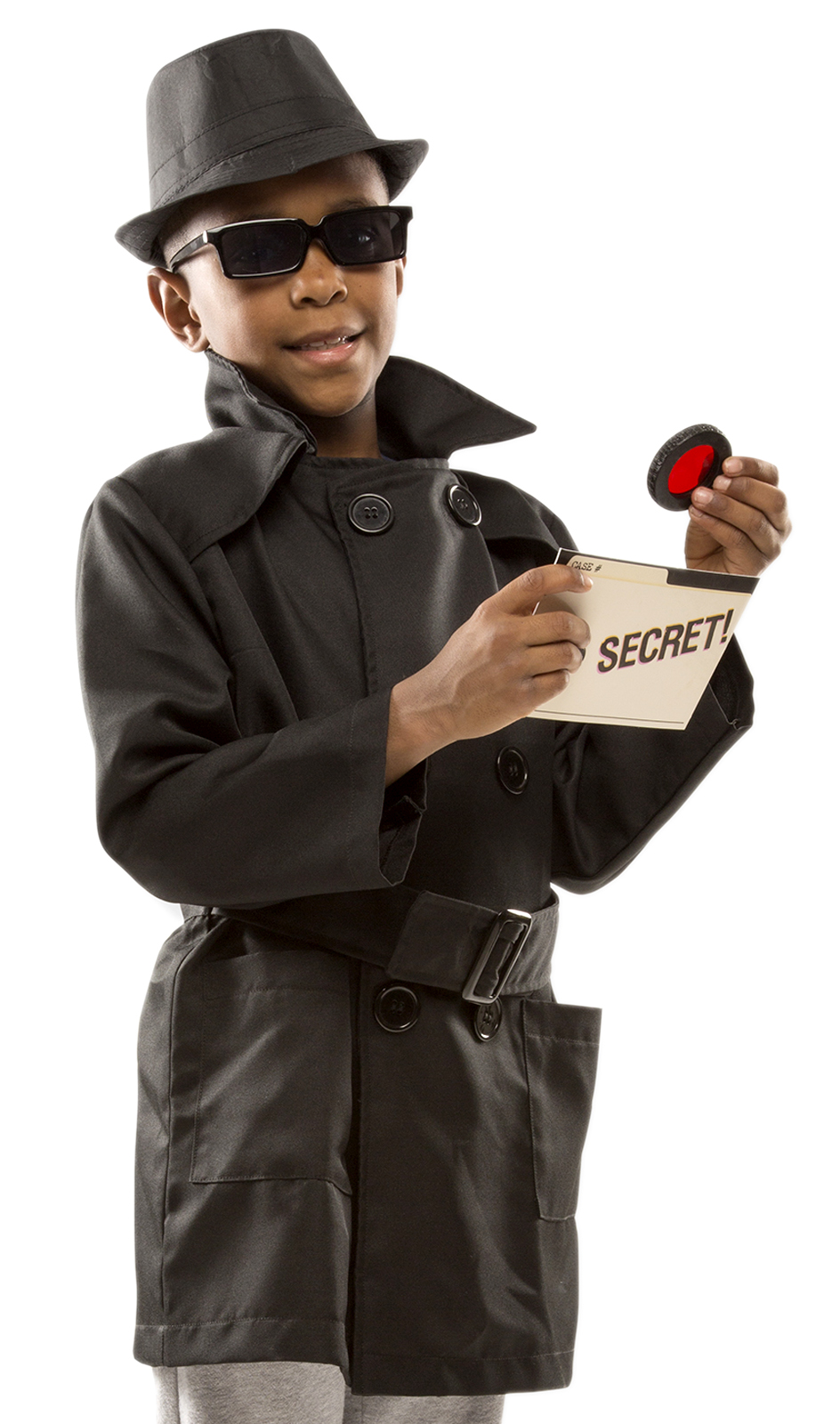 91e479a9c Undercover Spy Coat and Detective Gear