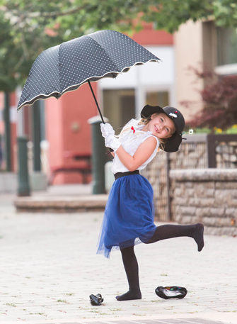 Mary Poppins Disneybound Ensemble