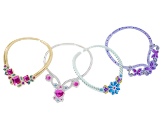 Pretend Play Necklace Collection