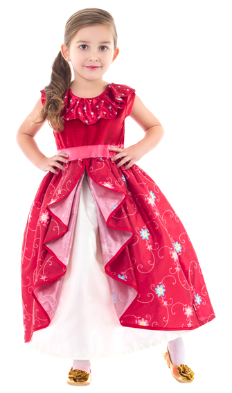 Latina Princess Dress Up