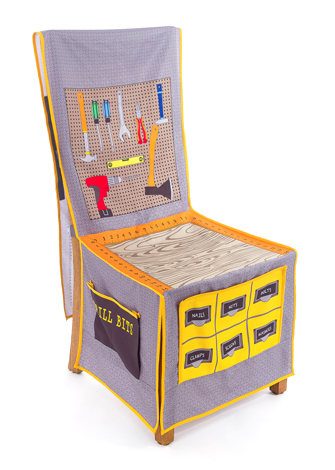 Workshop Toolbench Chair Cover