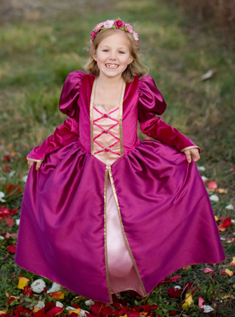 DISCONTINUED Medieval Queen Dress - size 3/4