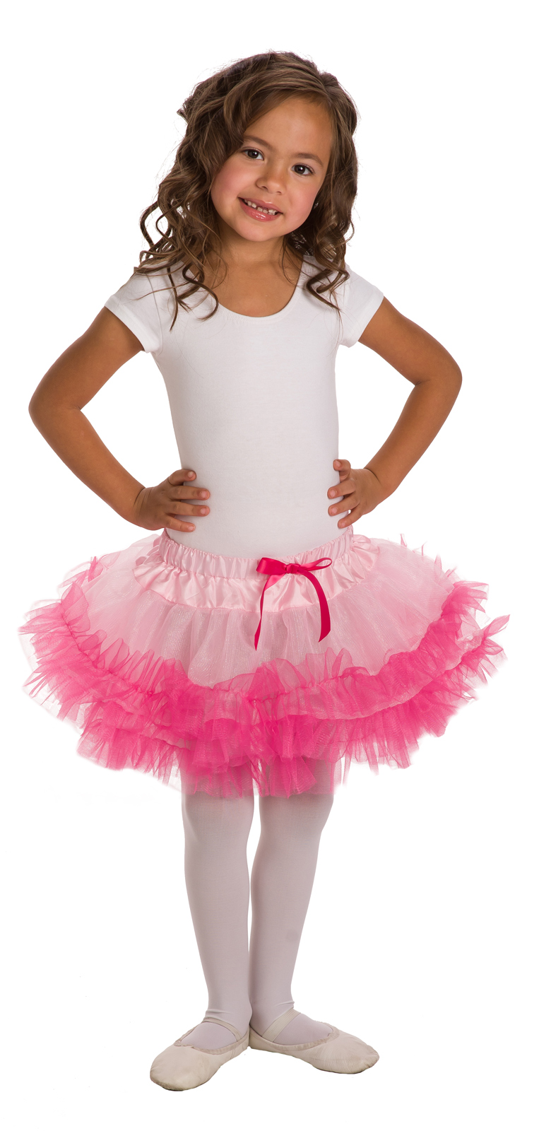 Pink with Hot Pink Tutu  sc 1 st  Little Dress Up Shop & Infant and Toddler Dress Up and Costume