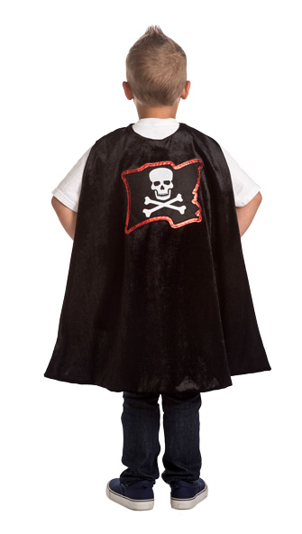Boys Pirate Cape