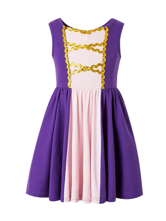 Rapunzel Tank Dress