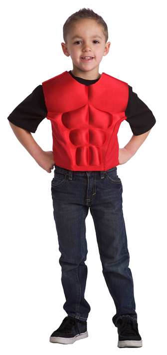 Power Vest Red