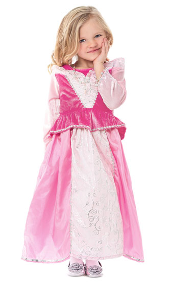 Sleeping Beauty Aurora Dress Up Costume