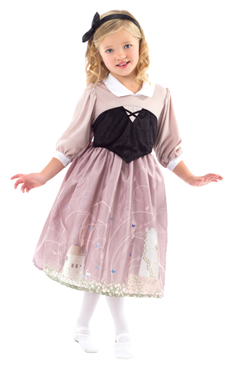 Briar Rose' Forest Dress
