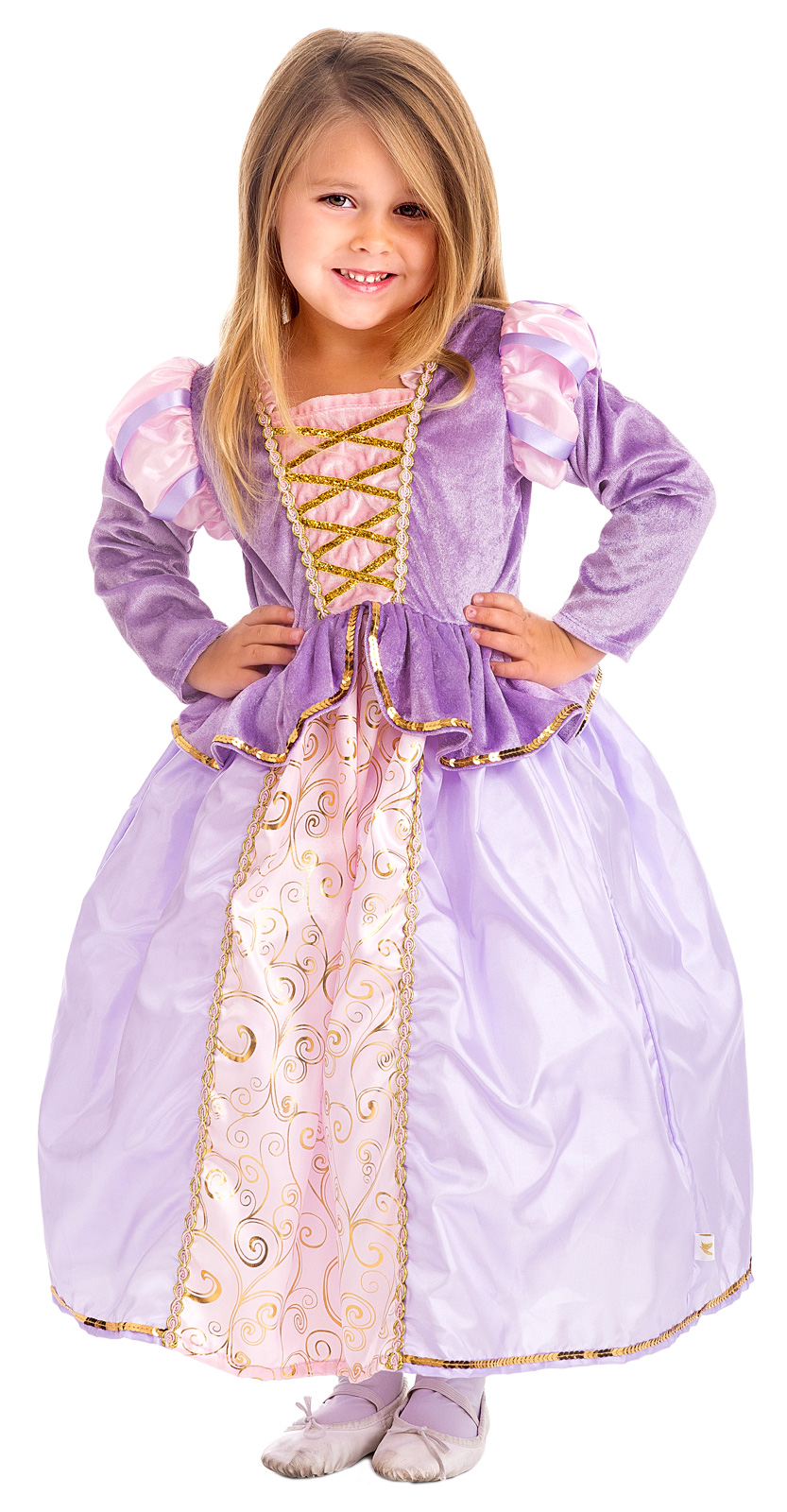 d2d69137e Rapunzel Tangled Inspired Princess Dress