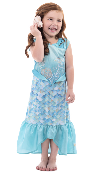 Under the Sea Mermaid Dress Up