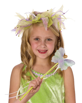 Tinkerbell Fairy Halo and Wand - by Little Adventures