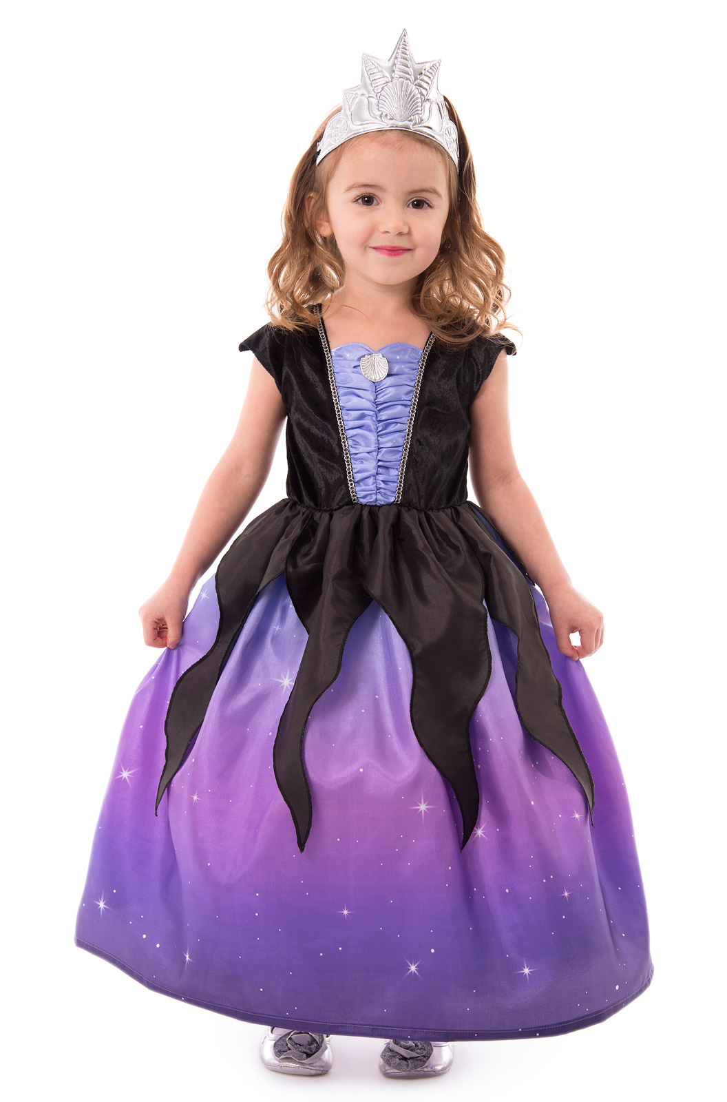 185c5c917 Sea Witch Dress-Up for Girls