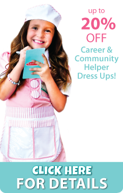 Career Play Dress Up Special at LittleDressUpShop