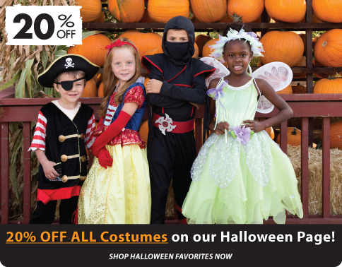 Halloween Costumes on Sale for Boys and Girls at Little Dress Up Shop