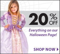 Kids Halloween Costumes at LittleDressUpShop.com