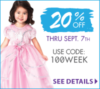 Discount Codes on Dress Ups and Costumes at LittleDressUpShop.com